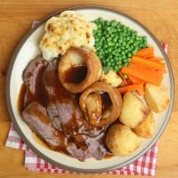 Sunday Roast £9.50