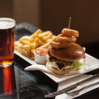 Burger & Pint