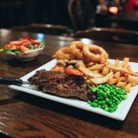 Steak Night - Steak me up before you go go