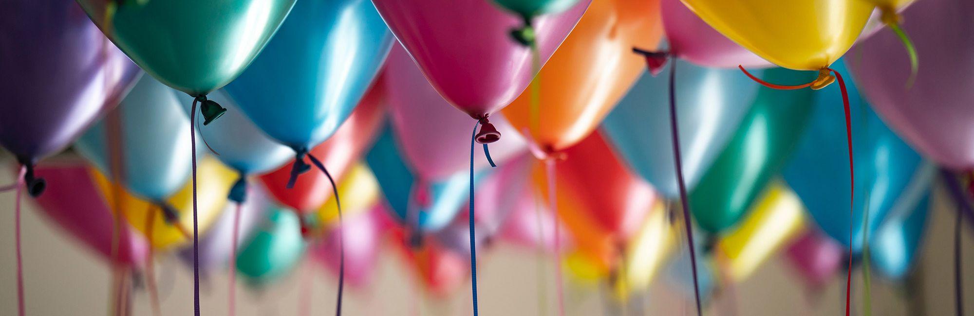 From birthdays to anniversaries